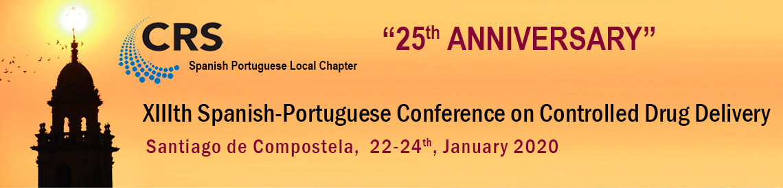 XIII Spanish-Portuguese Conference on Controlled Drug Delivery